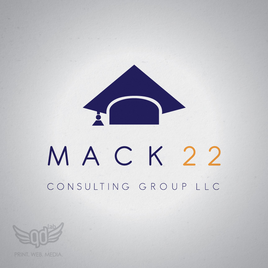 Mack22 Consulting Group (Logo Concept)