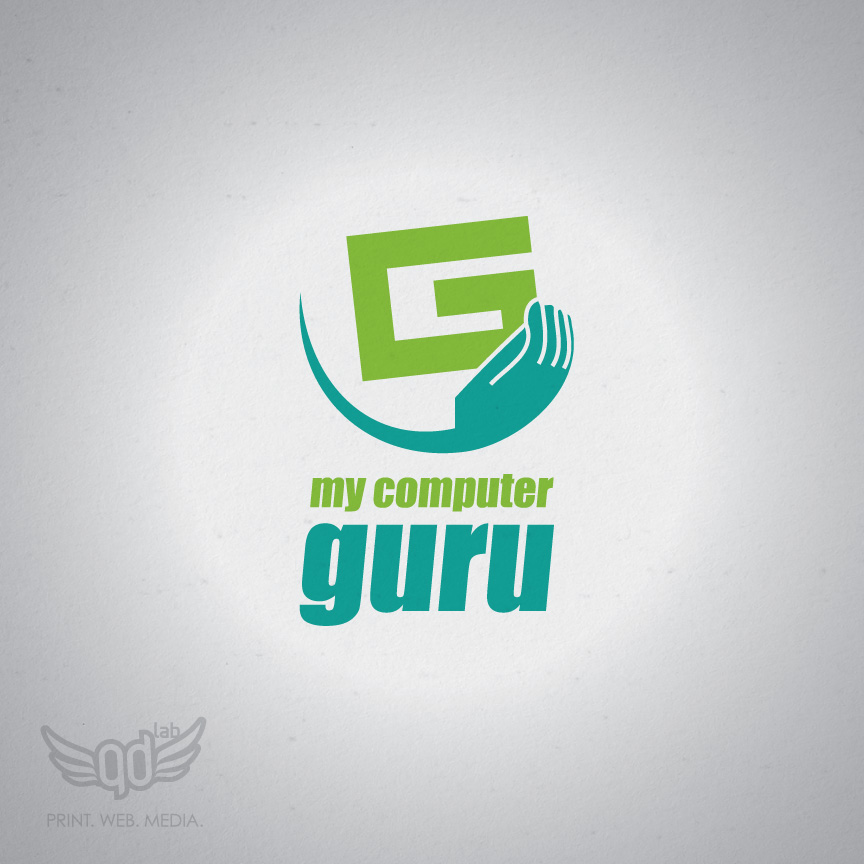 My Computer Guru (Logo Concept)