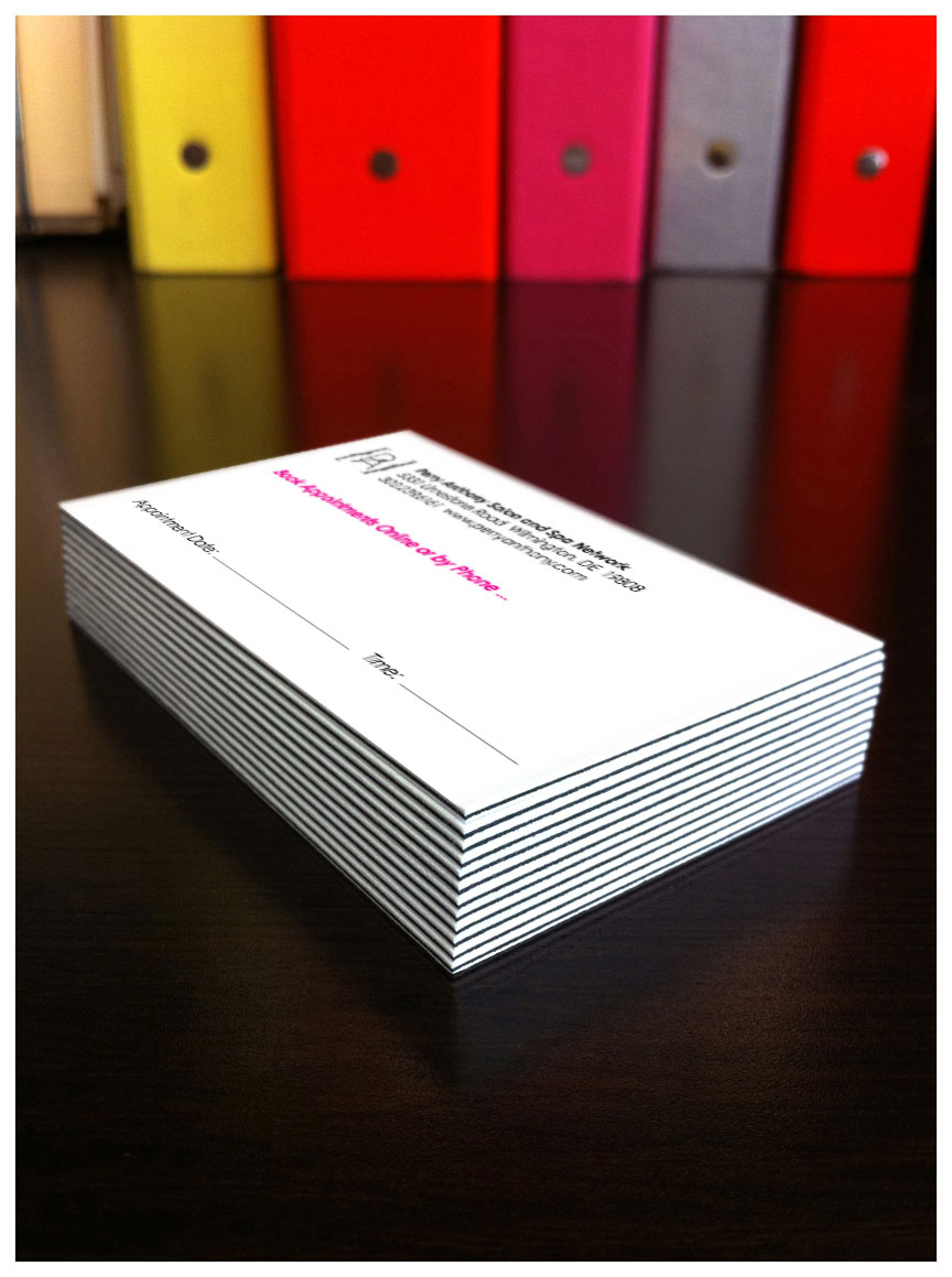 Megan Rucinski (Business Cards)