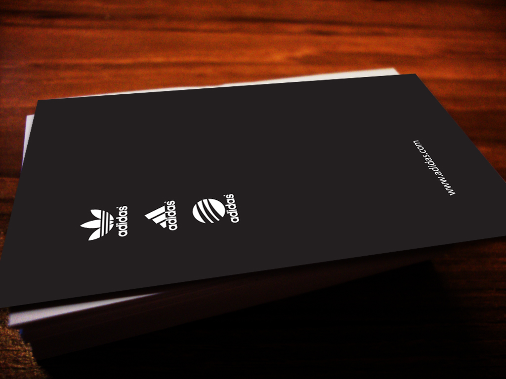 Adidas (Business Cards)
