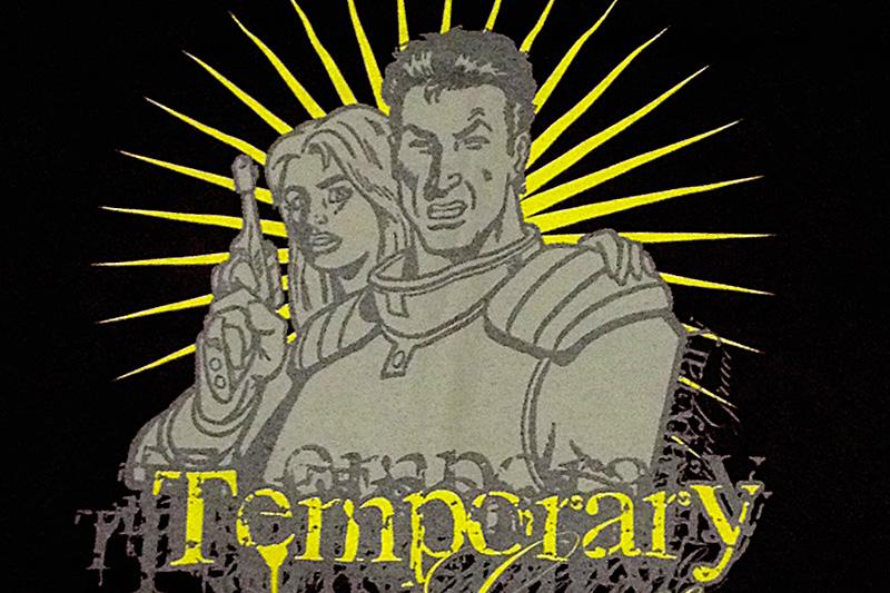 Temporary Grace
