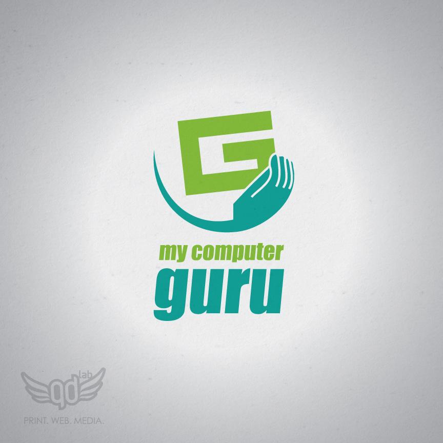 My Computer Guru - Logo Concept