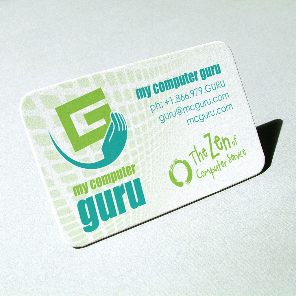 My Computer Guru - Business Card