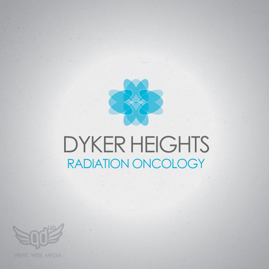 Dyker Heights Radiation Oncology - Logo Concept