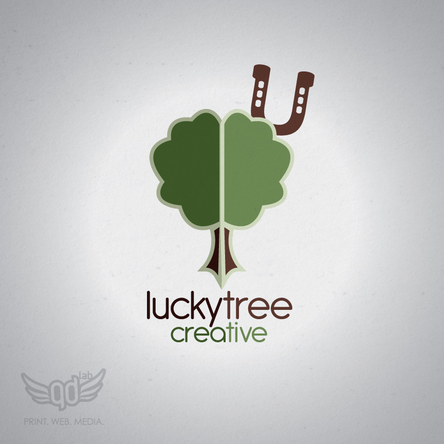 Lucky Tree Creative - Logo Concept