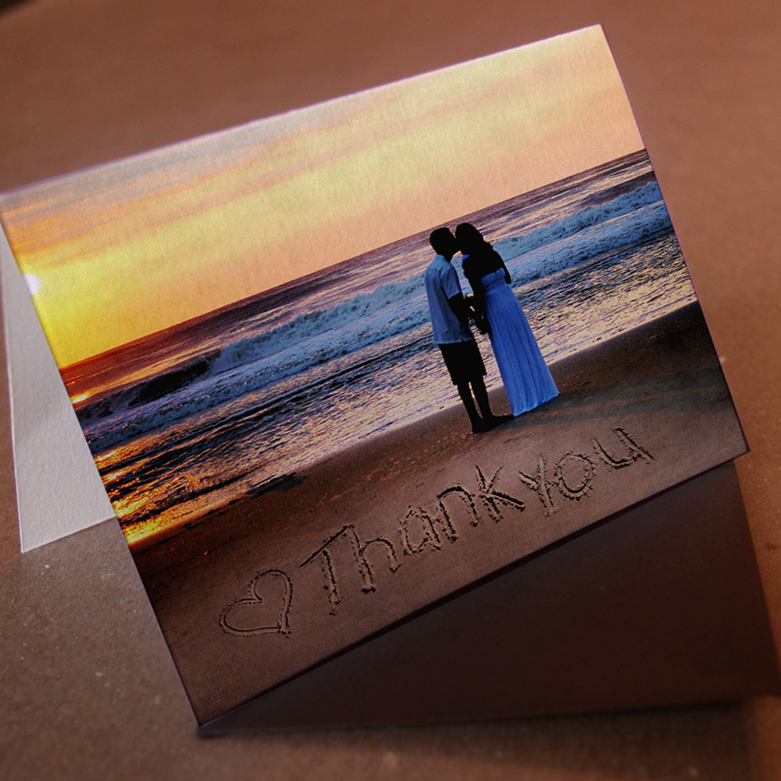 Solazzo Wedding - Thank You Cards