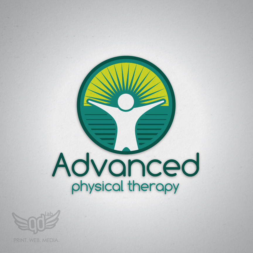 Advanced Physical Therapy - Logo Concept
