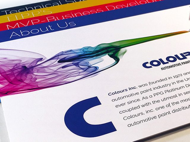 Colours, Inc.